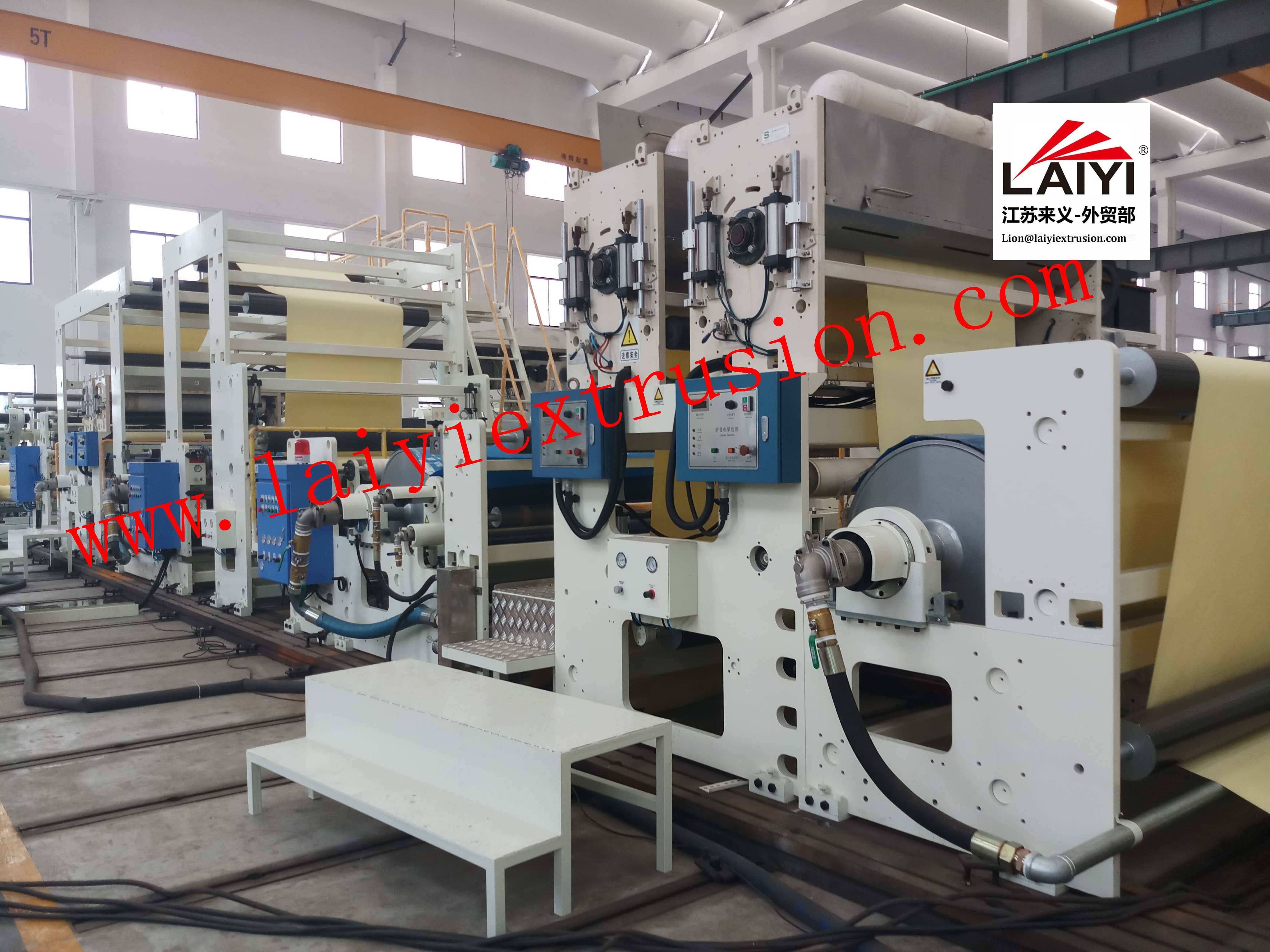 Protective Films Roll Plastic Lamination Machine